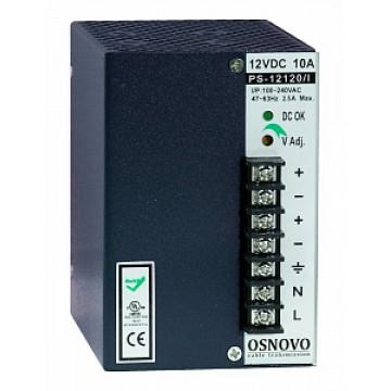 PS-12120/I OSNOVO Блок питания промышленный