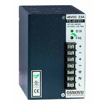 PS-48120/I OSNOVO Блок питания промышленный