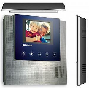 CDV-35U (темно-синий) Commax видеодомофон