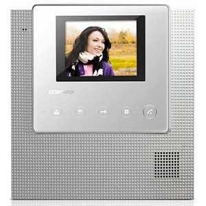 CDV-43U (белый) Commax видеодомофон