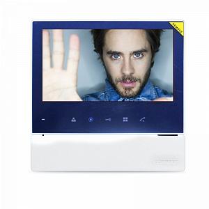 CDV-70H2 (синий) Commax видеодомофон