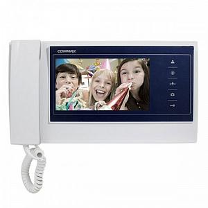 CDV-70KM (темно-синий) Commax видеодомофон