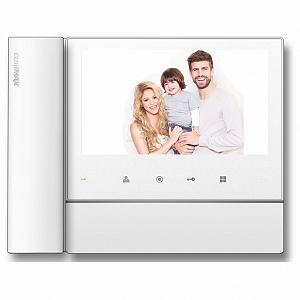 CDV-70N2 (белый) Commax видеодомофон