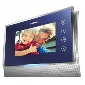 CDV-70U (темно-синий) Commax видеодомофон