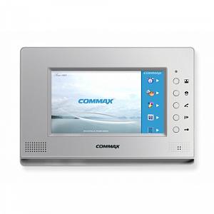CDV-71AM (серебро) Commax видеодомофон