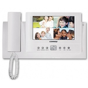 CDV-71BQ PAL Commax видеодомофон
