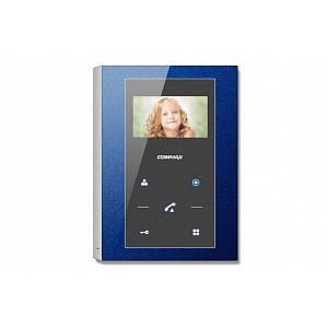 CMV-43S (синий) Commax видеодомофон