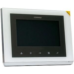 CMV-70S (белый) Commax - видеодомофон