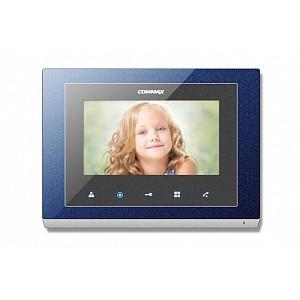 CMV-70S (синий) Commax видеодомофон