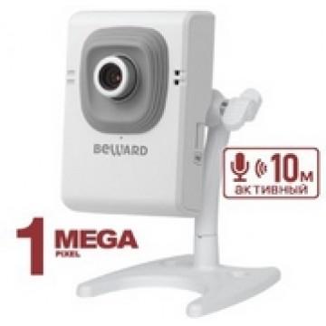 B12CW IP камера BEWARD микрофон до 10м Wi-Fi