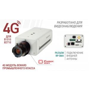 B1510-4G BEWARD IP камера с модулем 4G