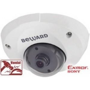 B1710DM IP камера BEWARD уличная антивандальная
