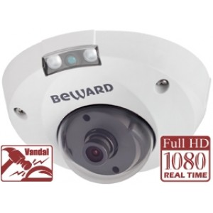 B1710DMR IP камера BEWARD с ИК подсветкой