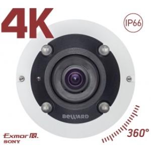 BD3990FLM IP камера BEWARD для видеонаблюдения
