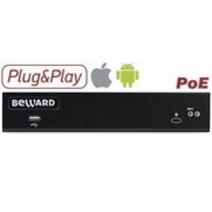 BDR24VP8 BEWARD IP видеорегистратор