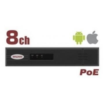 BK0108-P8 BEWARD IP видеорегистратор