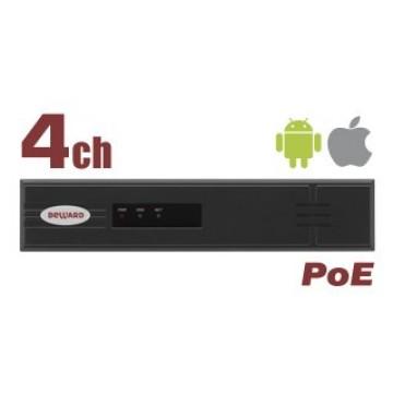 BK0104S-P4 IP-видеорегистратор