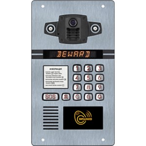 DKS15103 Многоабонентский IP домофон