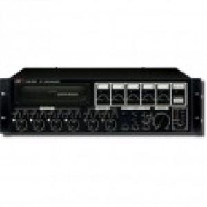 PAM-510 INTER-M Усилитель трансляционный зональный с голосовым модулем