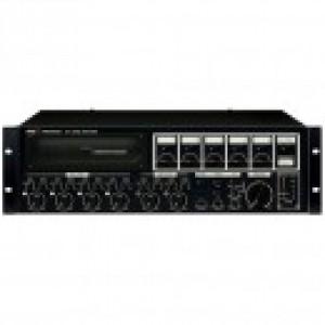 PAM-520 INTER-M Усилитель трансляционный зональный с голосовым модулем