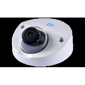 RVI-IPC34M-IR V.2 (2.8) Антивандальная IP-камера видеонаблюдения