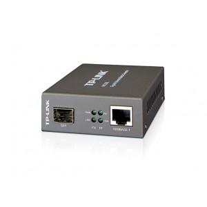 MC220L TP-Link Гигабитный Ethernet медиаконвертер