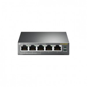 TL-SG1005P коммутатор TP-Link